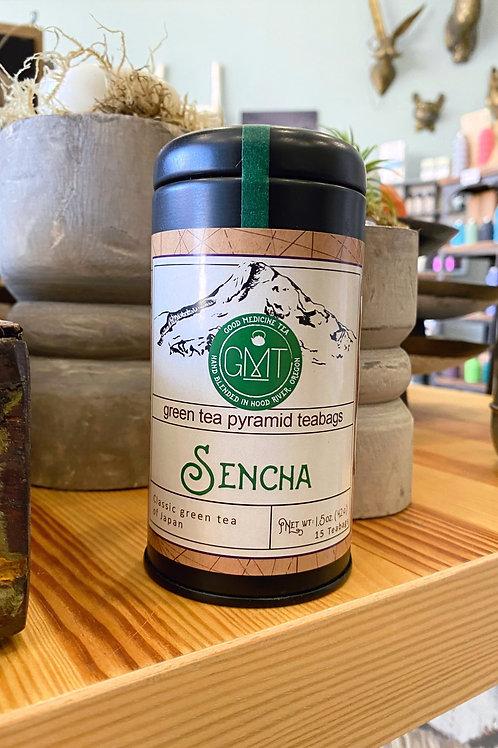 Sencha - Green Tea Pyramid Teabags