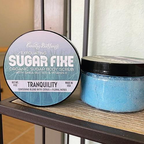 Sugar Body Scrub - Tranquility