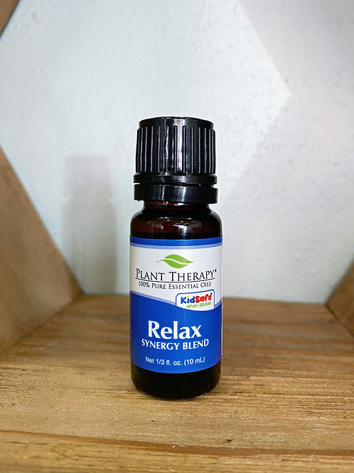 Relax Synergy Blend 10ml - Essential Oil