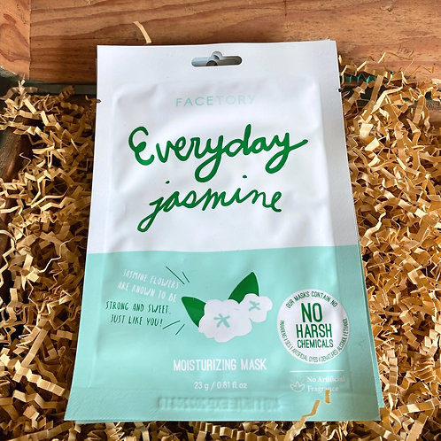 Face Mask - Everyday Jasmine Moisturizing Mask