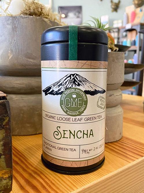 Sencha - Loose Leaf Tea