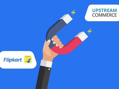 India's Flipkart buys Israeli co Upstream Commerce