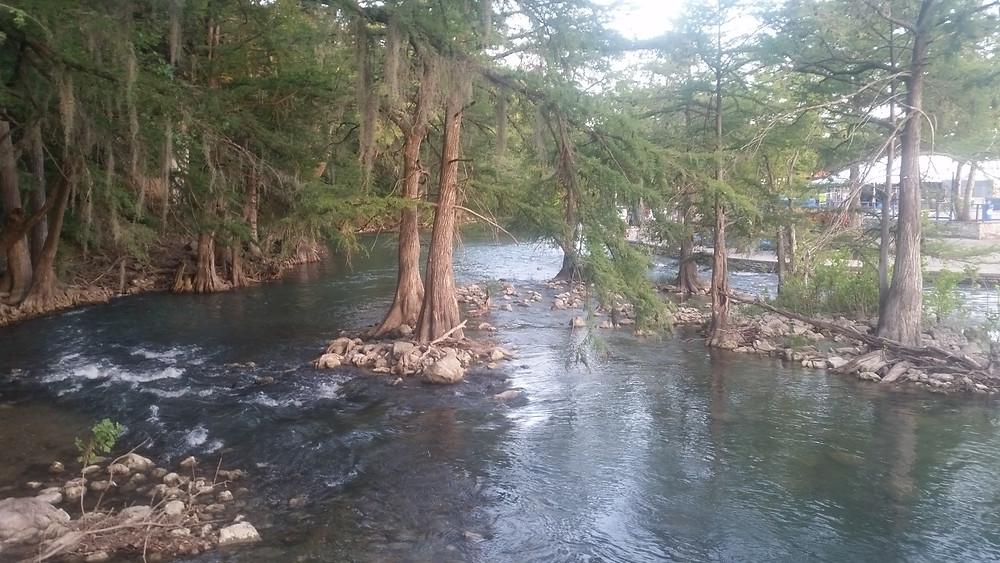 Guadelupe River Gruene Texas