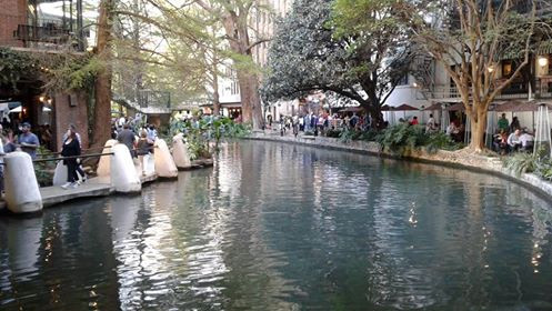 Riverwalk San Antonio TX