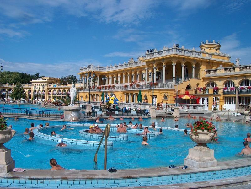 Széchenyi Bath and Spa