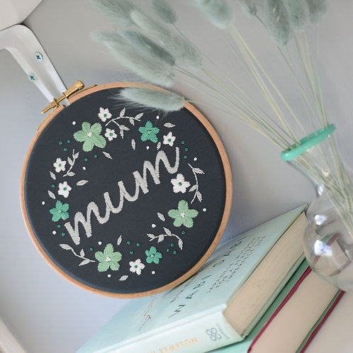 Fabulous Places Limited Edition Mum Hoop
