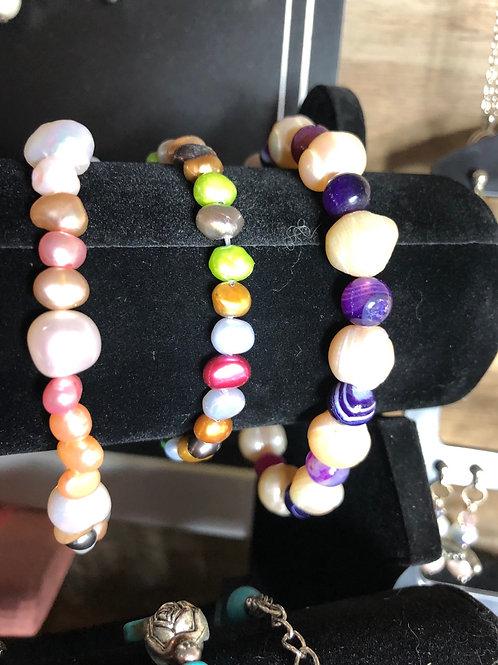 fresch water pearls