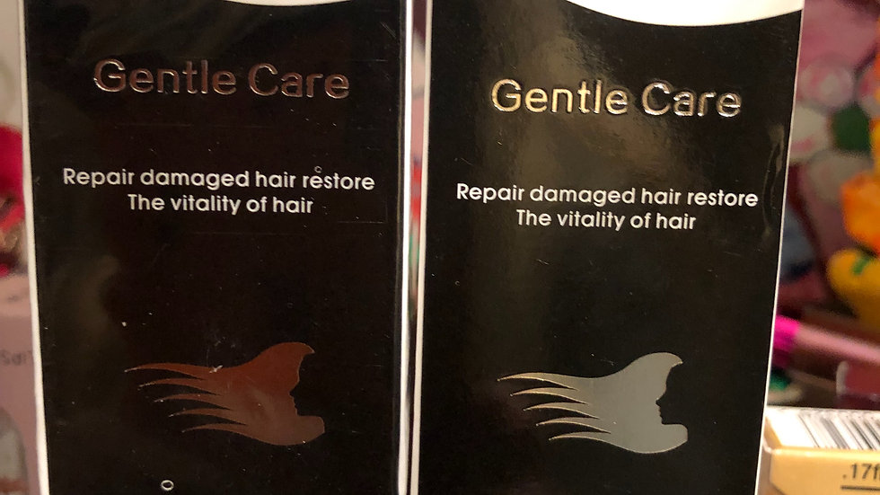 repairs damaged hair
