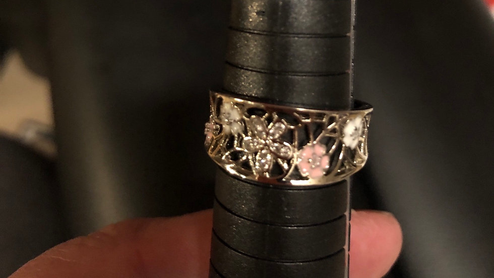 Ring for an angel