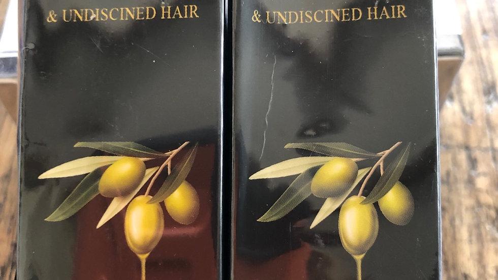 Heerlijke haar/hair oil