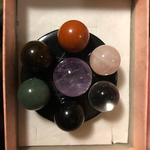 7 colors 7 stones