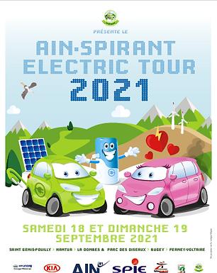 AIN-TENSE Electric Tour