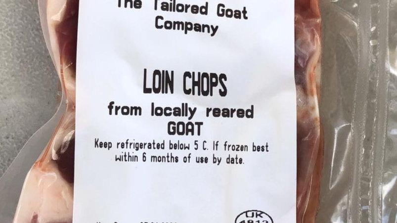 Loin chop x2