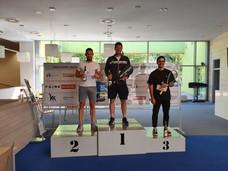 Roman Švec vítězem mužského béčka v Ostravě