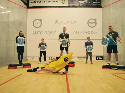 Martin Švec vítězem turnaje v Bielske Biale