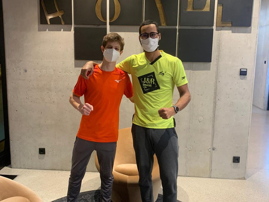 Austrian Open: Danovi Mekbibovi šestý PSA titul těsně unikl