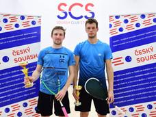 Martin Švec opět poražen ve finále PSA v Praze