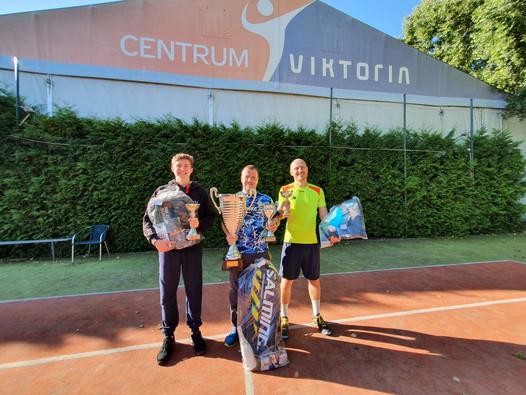 Finálový turnaj plný zvratů si podmanil Michal Jurášek! Michal Štěpán celkovým vítězem tour!