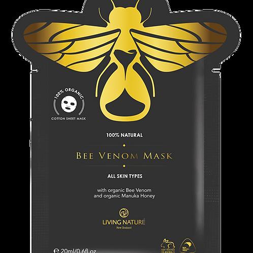 Living Nature - 蜂毒膠原導入面膜 Bee Venom Mask