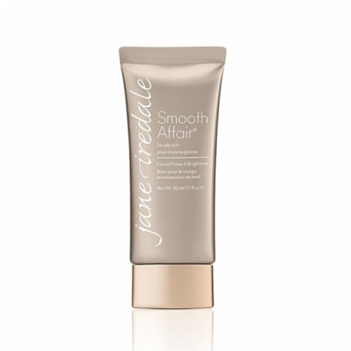 Jane Iredale Smooth Affair™ For OILY Facial Primer & Brightener亮麗柔滑控油打底乳液