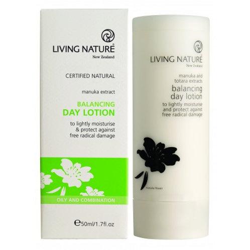 Living Nature - 保濕平衡修護日霜