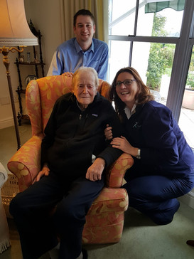 One of our oldest clients at Helderberg Village