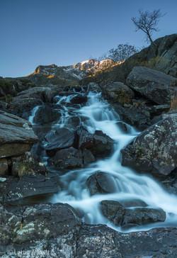 Waterfall Lottie Allnatt Photography