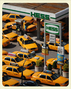 Hess Taxi 4PM Beehive