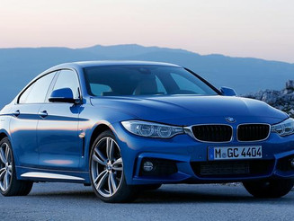 2015 BMW 4 Series Gran Coupe: New Car Review