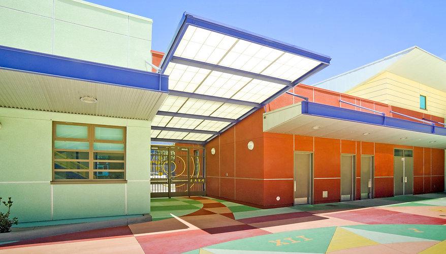Hooper Primary Center, LAUSD