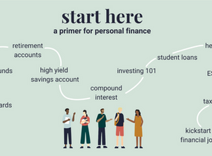 Start Here: A Primer for Personal Finance