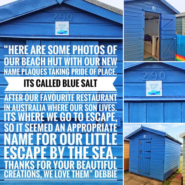 BLUE SALT 260