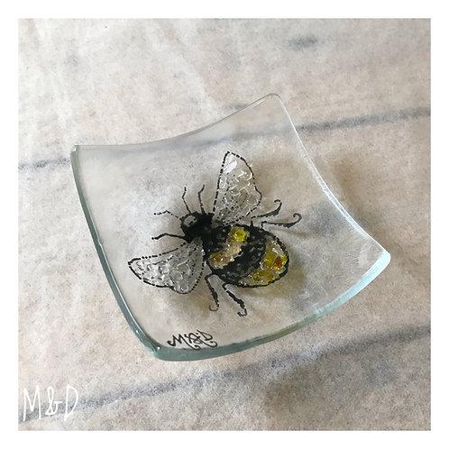 Ring Dish Bee