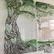 Poem Tree Commission