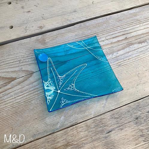 Dish Medium Starfish Design
