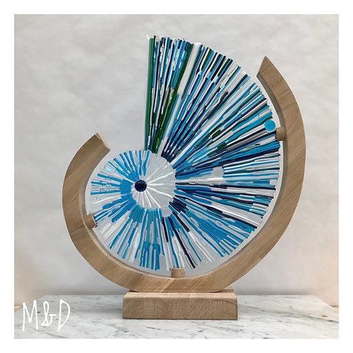 Nautilus Sculpture - Sold
