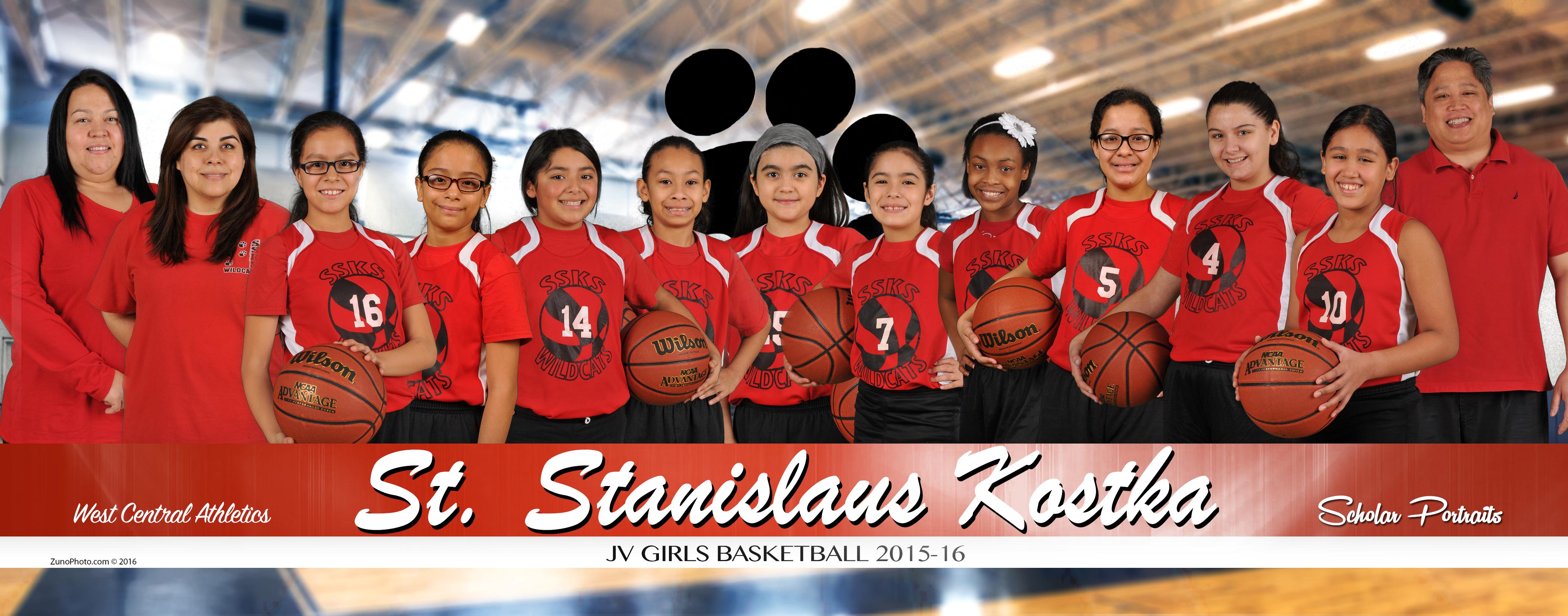 ST STANS JV GIRLS