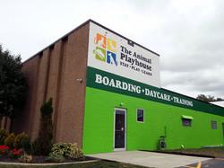 The Animal Playhouse exterior building