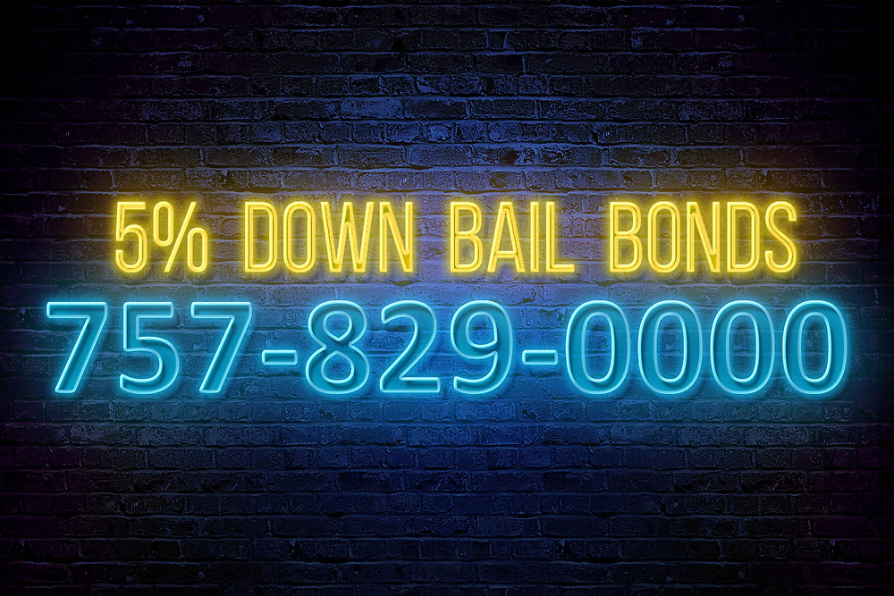 This is not HOPKINS BAIL BONDS or KEN ROBERTS Norfolk Bail bondsman this is BAIL BONDS COMPANY