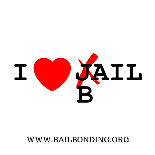 Bail Bonding Sticker