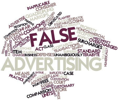 Bail Bonds False Advertising.