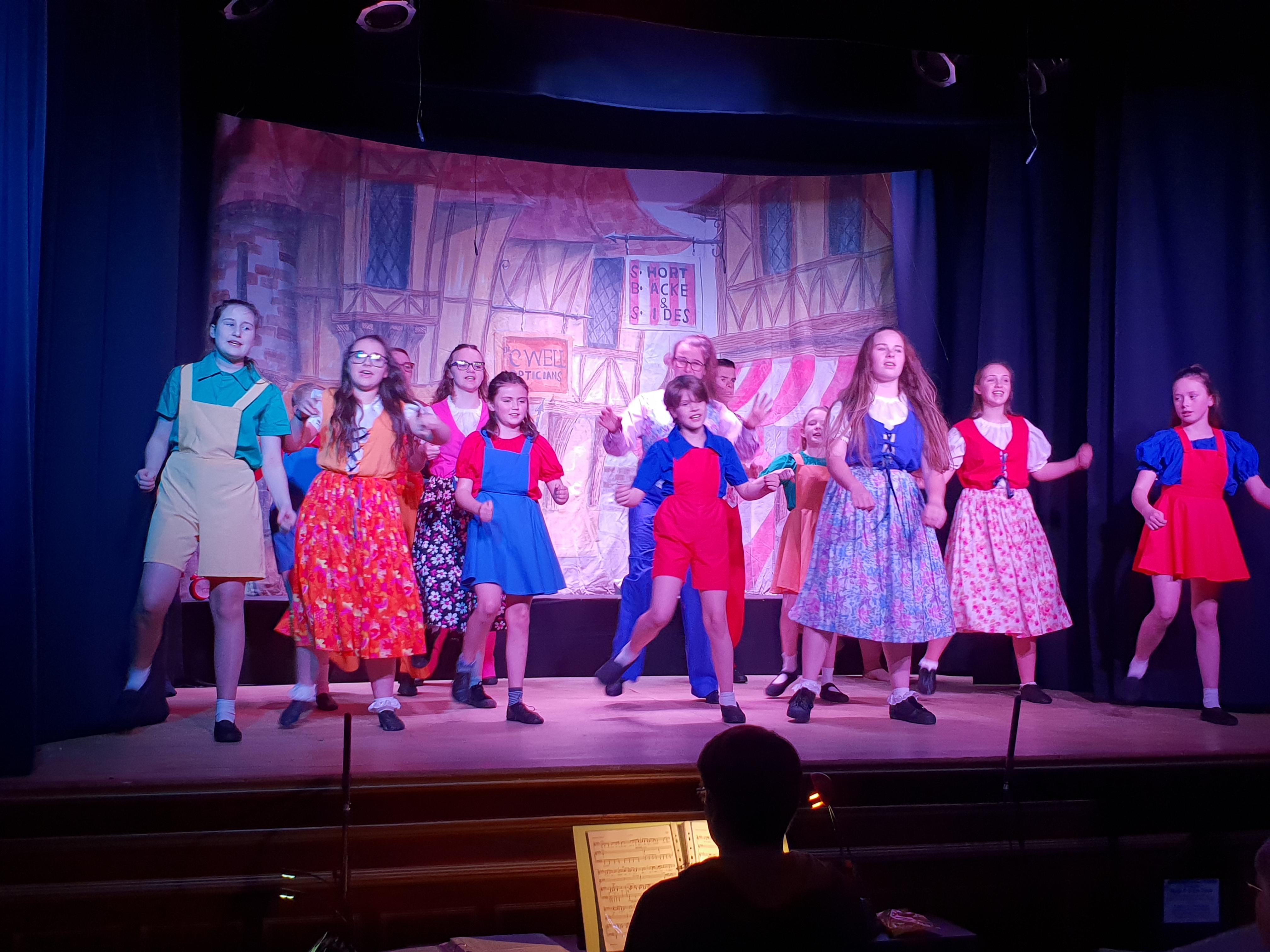 Young Chorus