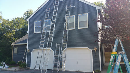 Exterior Painting Colchester, CT