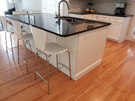 5 useful tips to prepare for your professional kitchen cabinet painting project in East Hampton, CT