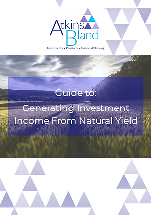 Generating Investment Income From Natura