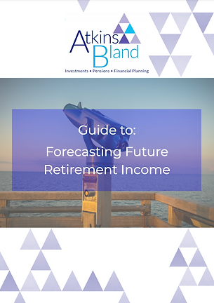 Guide to Forecasting Future Retirement I