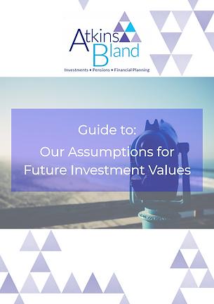 Our Assumptions for Future Investment Va