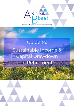 Sustainable Income & Capital Drawdown in