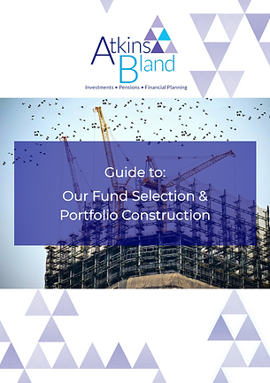 Our Fund Selection & Portfolio Construct