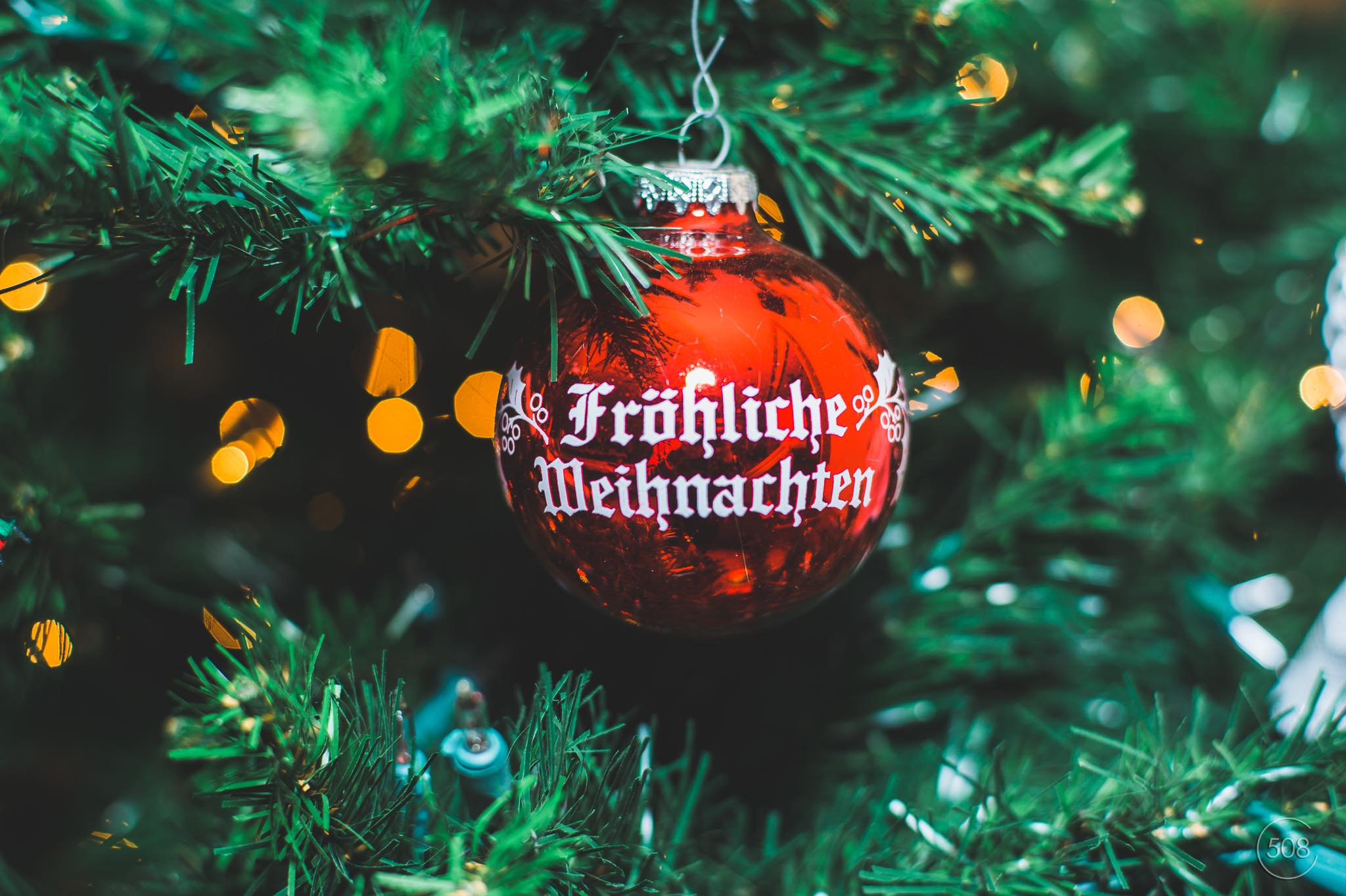 German School Association Weihnachts